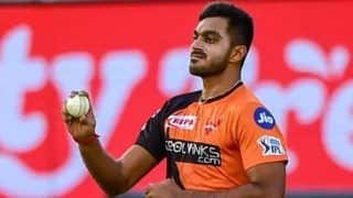 IPL 2021: Plan Was to Take The Pace Off as Much as We Can, Says Vijay Shankar
