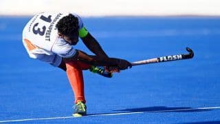 India Men's Hockey Team Beats Olympic Champion Argentina 4-3 in Practice Match