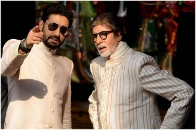 Amitabh Bachchan Pens an Emotional Note After Watching Son Abhishek's The Big Bull, Says 'Moment of Great Pride'
