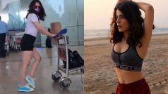 Radhika Madan ने एयरपोर्ट पर किया मूनवॉक, VIDEO देखकर लोग हो गए दंग, आपसे मिस हो गया..?