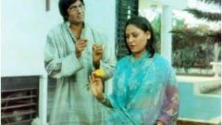Amitabh Reveals Story of 'Jalsa', With 46-Yr-Old Throwback Photo From Chupke Chupke | Check Photos