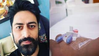 Actor Mohit Raina Hospitalised After Testing Covid Positive, Urges People To 'Pray For Humanity'