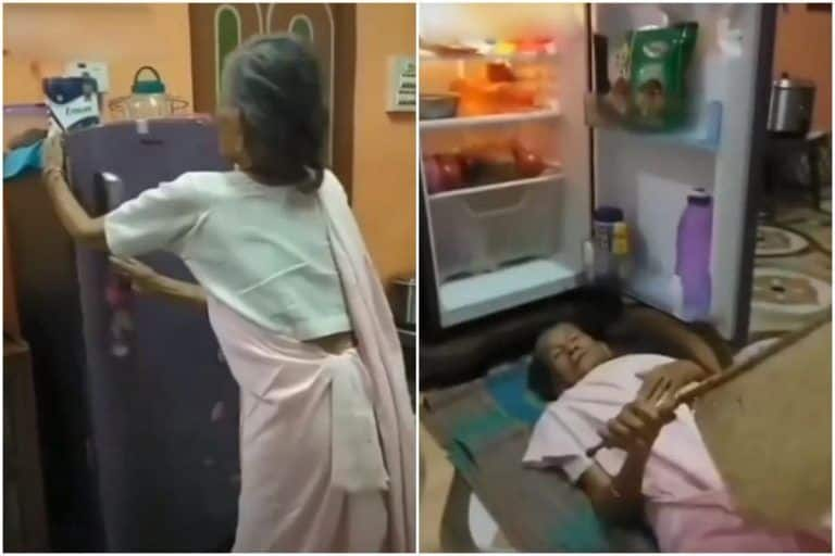 Viral Video: This Granny's Desi Jugaad to Beat the Heat Will Definitely Leave You Impressed