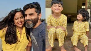 Sameera Reddy Opens Up About Postpartum Depression: I Weighed 105 Kgs, Patches of Hair Fell Out of Head