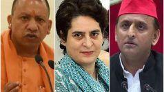 कोरोना पॉजिटिव हुए सीएम योगी और अखिलेश यादव के लिए प्रियंका गांधी ने किया Tweet, कहा- उम्मीद है वे...