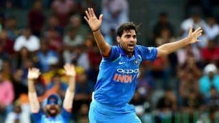Bhuvneshwar Kumar Pips Rashid Khan And Sean Williams to Claim ICC Player of The Month Award
