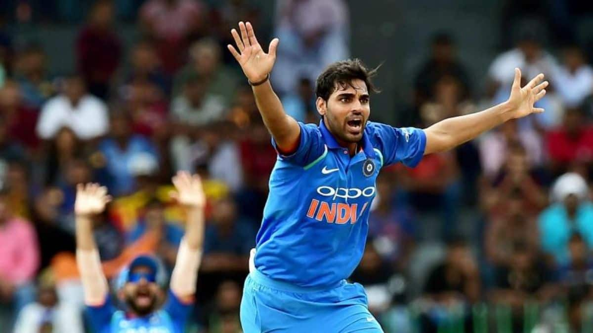 Bhuvi - ICC Player of The Month