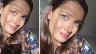 Mom-To-Be Dia Mirza Shares A Glimpse Of Her Work From Home With A Sunkissed Selfie - See Picture