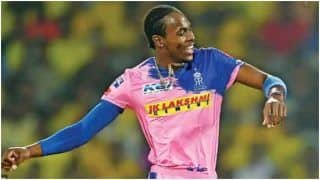 Jofra Archer to Resume Training Soon; No Updates on IPL 2021 Return