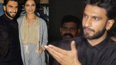 Oops Moment! पार्टी में सबके सामने फट गई थी Ranveer Singh की पैंट, Deepika ने ऐसे बचाई पति की इज्जत