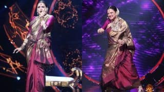 Indian Idol 12: Netizens Are Left in Awe As Rekha Graces The Show, Call Her 'Goddess', 'Ageless Diva'