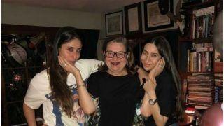 Kareena Kapoor Khan, Karisma Kapoor Share Heartwarming Birthday Posts For Mom Babita: Lolo and I will Trouble You Forever