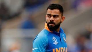 Virat Kohli Named Wisden's ODI Player of the Decade