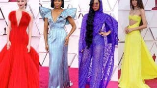 Oscars 2021 Best Dressed: Zendaya, H.E.R, Amanda Seyfried, Viola Davis And Others Bring All The Glitz And Glamour at The Red Carpet