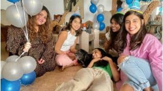 Shraddha Kapoor Celebrating Her Dog's 10th Birthday Is The Cutest Thing On Internet Today - Watch Video
