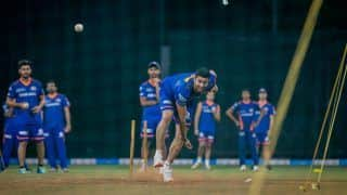 I had Tears When Zaheer khan Sir Called my Name: MI's Yudhvir Charak