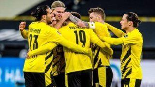 Borussia Dortmund Remain in Race For Champions League Spot