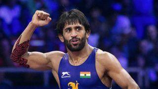 Bajrang Punia Sets up Asian Final Against Nemesis Otogur, Ravi Kumar Dahiya Too Advances