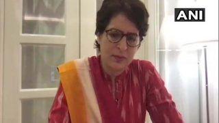 Politics On CoronaVirus: पीएम मोदी पर जमकर बरसीं प्रियंका गांधी, पूछा-श्मसान घाटों की भीड़ नहीं दिख रही, देखें VIDEO
