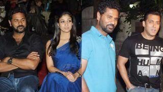 Prabhu Deva Birthday: शादीशुदा प्रभुदेवा ने नयनतारा से जोड़ा था अपना दिल, Salman Khan के करियर को दी नई ऊंचाइयां