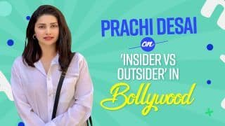 Prachi Desai Exposes 'Outsider Vs Insider' Reality In Bollywood: 'It's in Your Face All The Time'