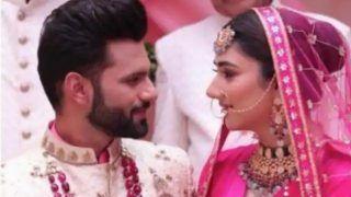 Rahul Vaidya ने गर्लफ्रेंड दिशा परमार के साथ लिए सात फेरे! सोशल मीडिया पर फोटो शेयर कर लिखा- नई शुरुआत