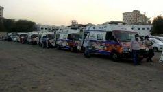 दिल्ली में रोज एंबुलेंस के लिए आ रहे 2500 कॉल, आंकड़ों में दिखा कोरोना महामारी का गंभीर संकट