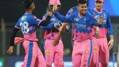 IPL 2021: Rishabh Pant को रन आउट कर Riyan Parag ने किया बीहू डांस, VIDEO देखें