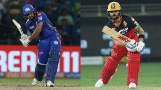 Live Streaming Cricket Mumbai Indians vs Royal Challengers Bangalore IPL 2021