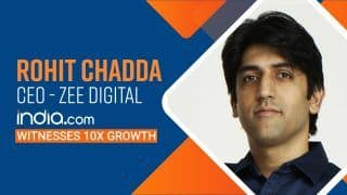 India.com Scaling New Heights: 10x Growth Story In One Year | Watch Video