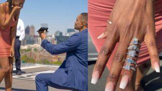 Man Proposes to Girlfriend With 5 Diamond Rings & Asks Her to Choose The Best, Feeling Jealous Yet?   Watch Video