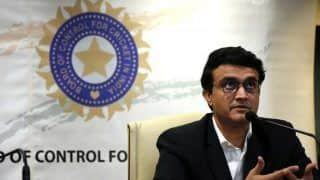 Will Compensate All Domestic Players in June-July: BCCI President
