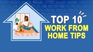 Working from home? We give you Top 10 Work From Home Tips to Increase Productivity And Maintain Work-Life Balance