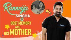 दूसरी बार पिता बनने पर Rannvijay Singha ने जताई खुशी, मां के बारे में बताई ये खास बातें- Video