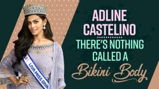 Miss Universe 2020 Runner-up Adline Castelino on Reality of Bikini Body And Obsession With Fair Skin