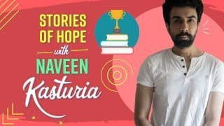 TVF Aspirants' Naveen Kasturia on Giving Hope to UPSC Students And His Faith in Positive Stories | Exclusive