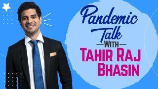 Tahir Raj Bhasin on Spending Pandemic in Manali, Importance of Vaccine, Working in Chhichhore And More