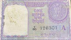 Indian Currency: क्या आपके पास है 1 रुपये का यह पुराना नोट, अगर है तो इसके बदले मिल सकते हैं 45,000 रुपये