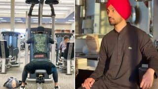 Diljit Dosanjh Leaves Fans Wondering 'Yaha Kab Gyms Khulenge' As He Shares His Workout Video