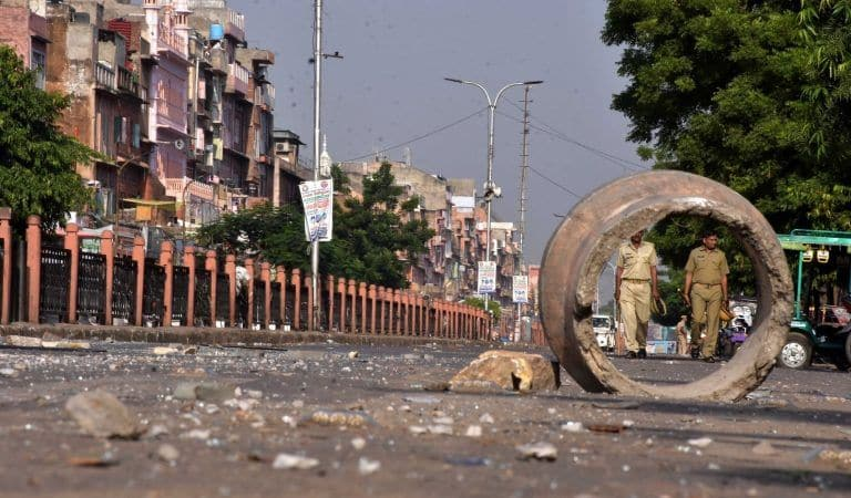 15-Day Strict Lockdown Begins in Rajasthan, CM Calls Upon Public Representatives to Make it Successful