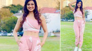 Khatron Ke Khiladi 11: Shweta Tiwari Flaunts Her Perfectly Toned Abs in Latest Set of Pictures, Fans Call Her 'Super Hot'