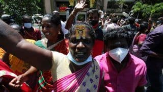 Tamil Nadu Woman Cuts her Tongue as Fulfilment of Vow for DMK's Stalin to Become CM