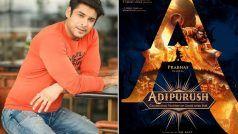 'बाहुबली' प्रभास की Adipurush में Sidharth Shukla की हुई धमाकेदार एंट्री, 500 करोड़ की फिल्म में निभाएंगे ये किरदार!