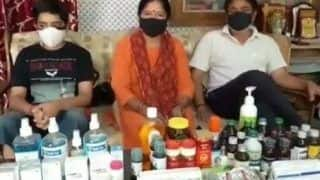 After Surviving Covid, UP Family Starts Free Medicine Bank to Help Needy Patients