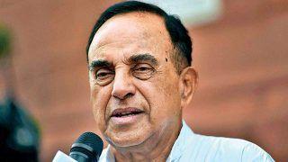 Subramanian Swamy: PM Modi Should Make Nitin Gadkari in Charge Of War Against Covid