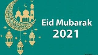 Eid-ul-Fitr Moon Sighting 2021 Highlights in Kerala: Shawaal Crescent Moon Not Sighted, Southern State To Celebrate Eid on May 13