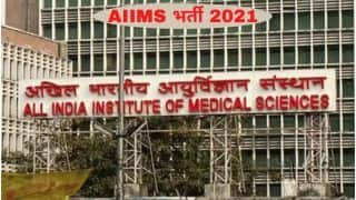 AIIMS Delhi Recruitment 2021: Last Date Today, Apply Now For Nursing Officer Posts at aiims.edu