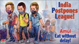 Amul's Latest Meme After IPL 2021 Postponement Goes Viral | POST