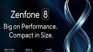 Asus ZenFone 8 सीरीज आज ग्लोबल मार्केट में होगी लॉन्च, ऐसे देख सकते हैं लाइव स्ट्रीम