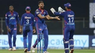 Avesh Khan Reveals MS Dhoni, Virat Kohli Were His Favourite Wickets in IPL 2021